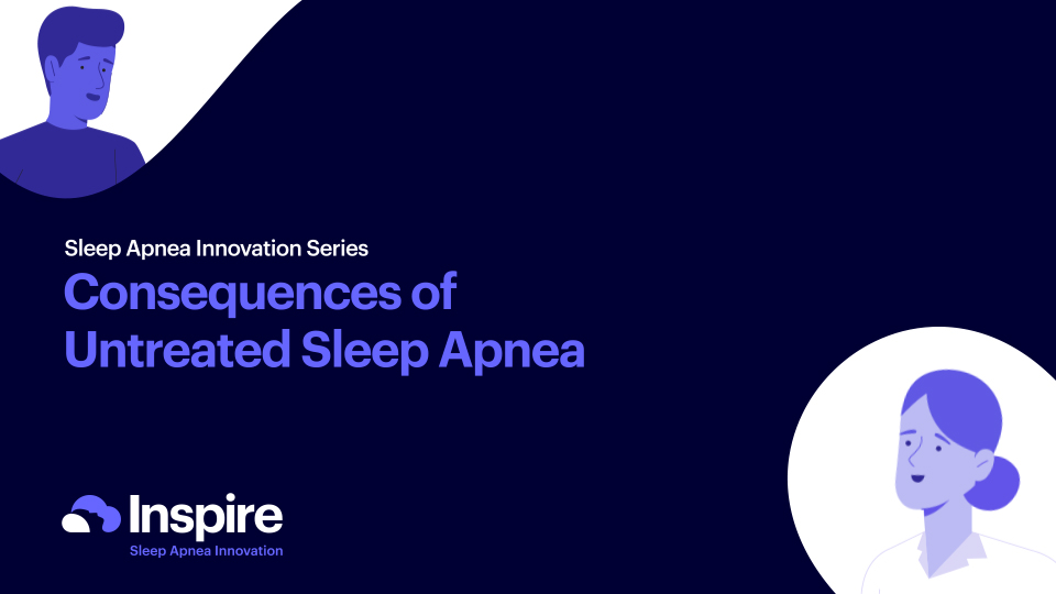 Consequences of untreated sleep apnea video