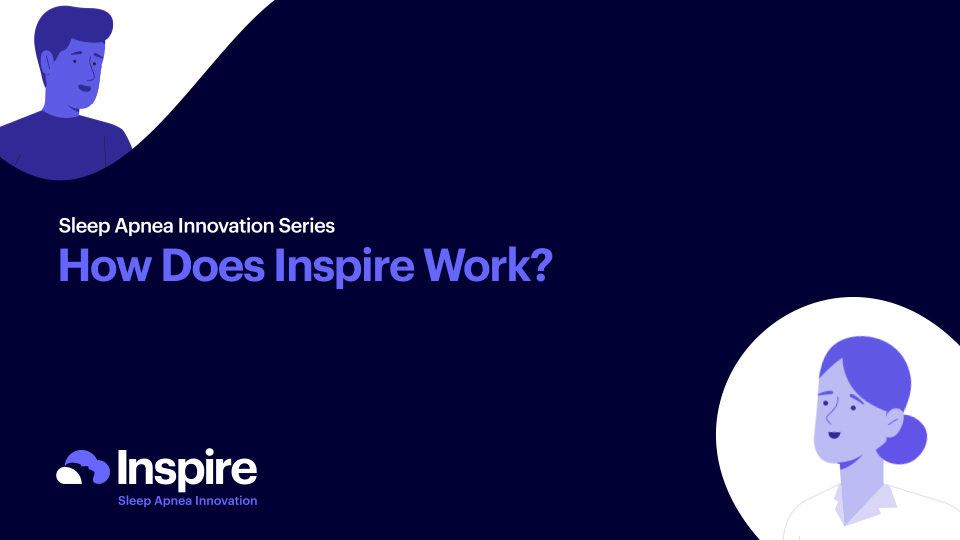 Poster for the video titled How Does Inspire Work