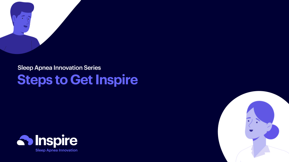 Steps to get Inspire video