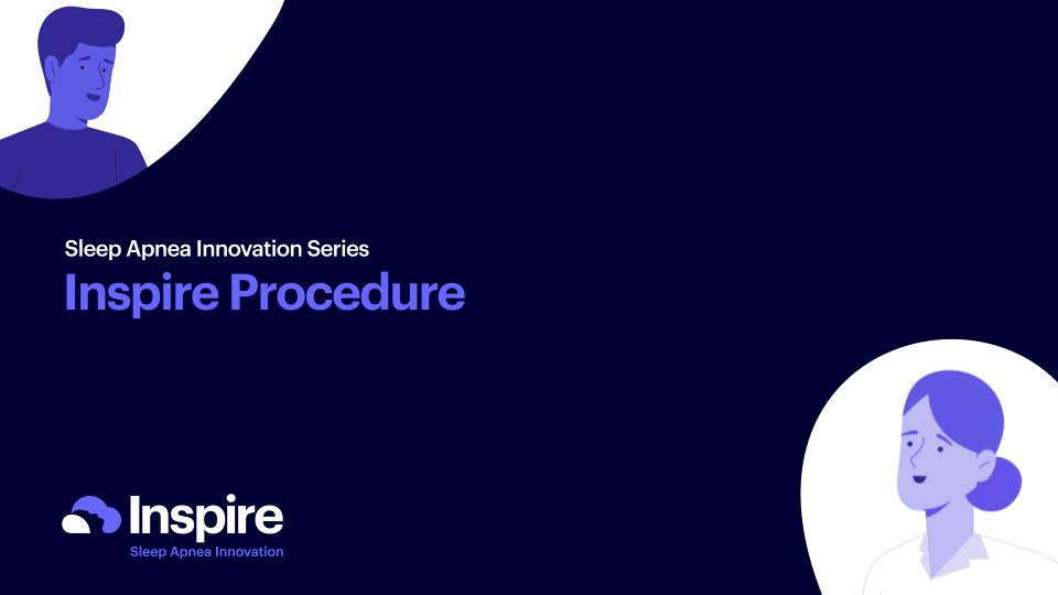 Inspire Procedure video