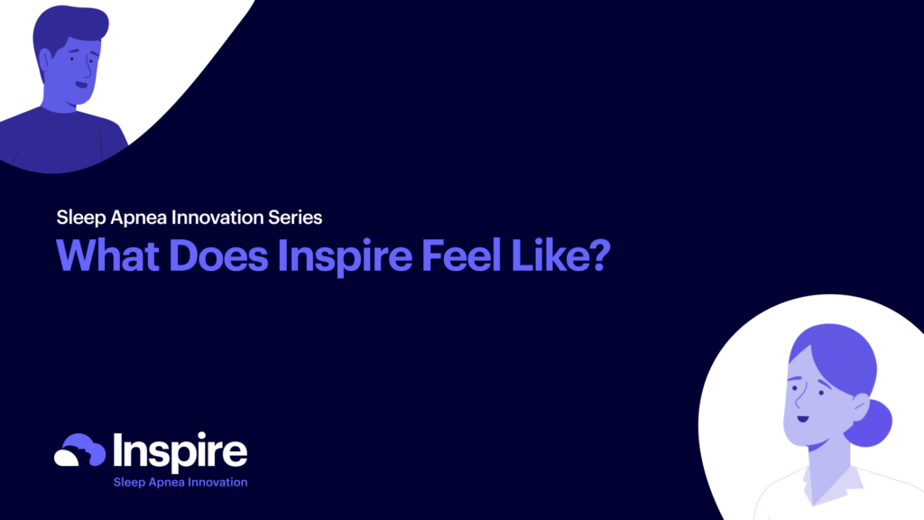 What does Inspire feel like video