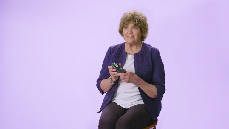 An Inspire patient discusses how Inspire works in this video